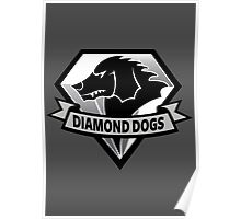 Diamond Dogs - 2015 Edition  (MGSV) Poster