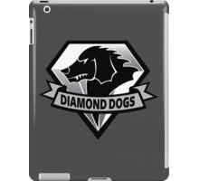 Diamond Dogs - 2015 Edition  (MGSV) iPad Case/Skin