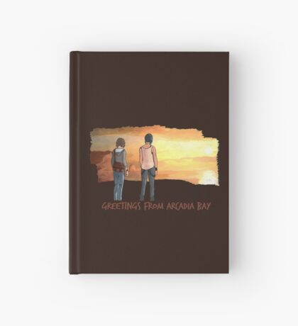 Greetings from Arcadia Bay Hardcover Journal
