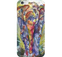 Wild African Elephant iPhone Case/Skin