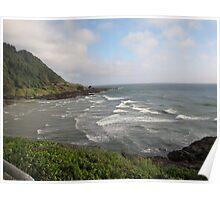 Cape Perpetua...Oregon Poster