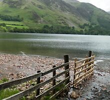 Buttermere Lake - North West / England by Jacqueline Turton