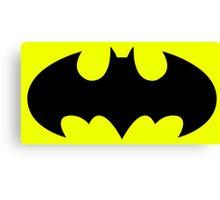 Batman Logo Canvas Print