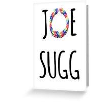 Joe Sugg - Loom Bands! Greeting Card