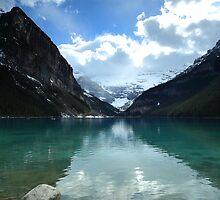 Tranquil afternoon at the lake by Magic-at-Photos