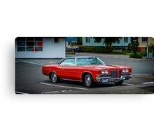What does Akureyri & Cuba have in common? Canvas Print