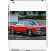 What does Akureyri & Cuba have in common? iPad Case/Skin