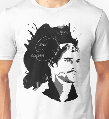 Save Will Graham Unisex T-Shirt