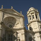 Cadiz Spain Cathedral by fototaker
