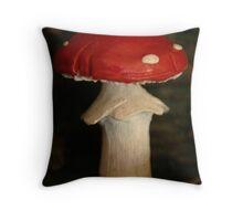 redcap Throw Pillow