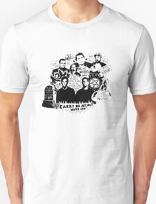 Supernatural Quotes T-Shirt