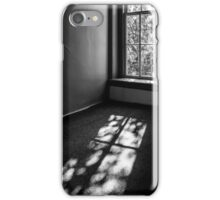 Window, Light, and Shadow iPhone Case/Skin