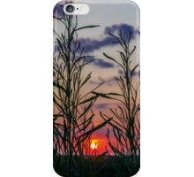 Waiting for the sunset iPhone Case/Skin