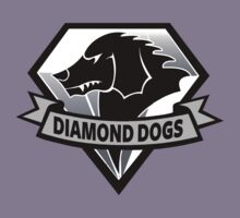 Diamond Dogs - 2015 Edition  (MGSV) Kids Clothes