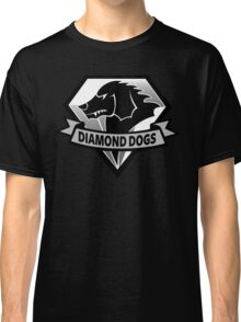 Diamond Dogs - 2015 Edition  (MGSV) Classic T-Shirt