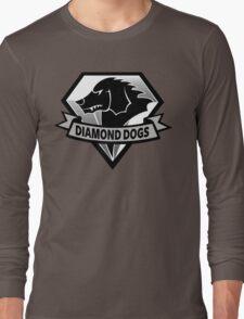 Diamond Dogs - 2015 Edition  (MGSV) Long Sleeve T-Shirt
