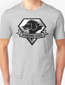 Diamond Dogs - 2015 Edition  (MGSV) Unisex T-Shirt