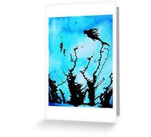 seahorse sights Greeting Card