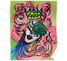 Queen Geisha Poster