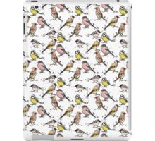 A feast of finches iPad Case/Skin