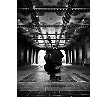 The Bethesda Arcade Photographic Print