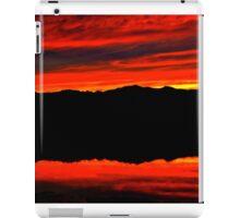Sunset in Denver iPad Case/Skin