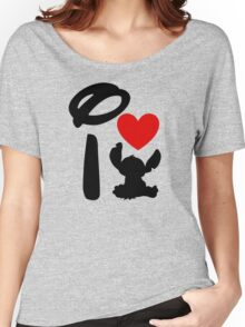 I Heart Stitch Women's Relaxed Fit T-Shirt