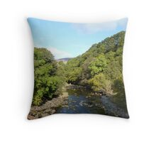Keswick, Lake District Throw Pillow