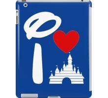 I Heart Sleeping Beauty (light) iPad Case/Skin