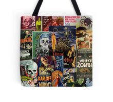 Monster Movies Tote Bag
