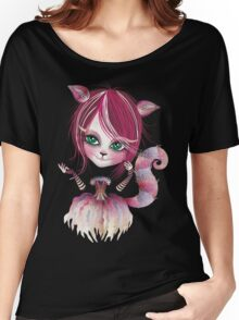 Cheshire Kitty Women's Relaxed Fit T-Shirt