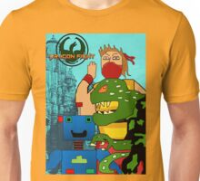 Video Game Characters Dragon Fight Unisex T-Shirt