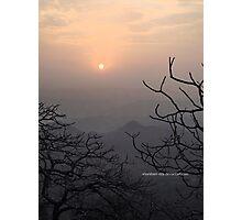 Teardrop Photographic Print