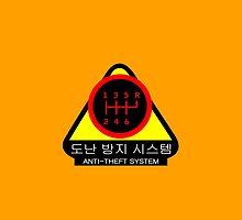 KDM - Anti-Theft System (Pattern 4) (dark) by ShopGirl91706