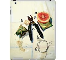 Still Life with Picture Wire iPad Case/Skin