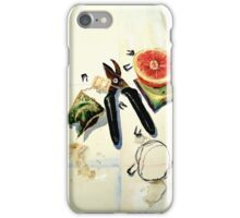 Still Life with Picture Wire iPhone Case/Skin