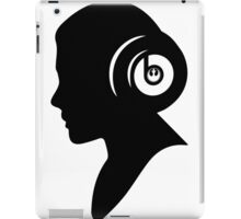Princess Leia - DJ  Beats iPad Case/Skin