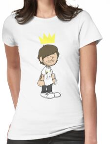 Smol King Womens Fitted T-Shirt