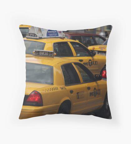 NEW YORK, New York!! Throw Pillow