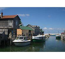 Fishtown Photographic Print