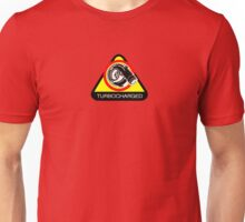 Turbocharged Car Unisex T-Shirt