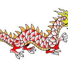 Bitterroot Dragon Brigade Dragon by dragonbrigade