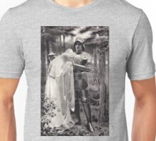 The Disguised Princess Rescuing The Lady Amoret Unisex T-Shirt