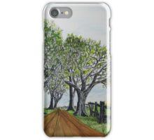 Country Lane 150711 iPhone Case/Skin