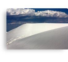 White Sands Missile Range Canvas Print