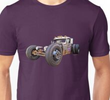 Beach Blanket Rat Rod Products from VivaChas! Unisex T-Shirt