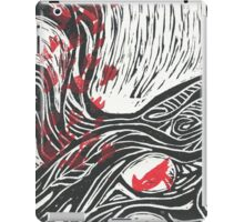 Wisdom of Trees - Red Raven iPad Case/Skin