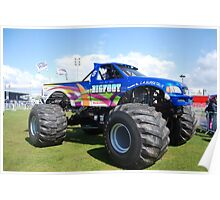 Bigfoot Monster Truck at Truckfest Poster