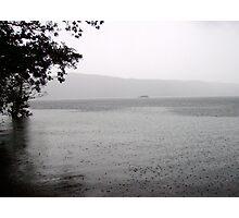 Rain Rain Go Away Photographic Print