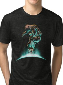 Space Grind Tri-blend T-Shirt
